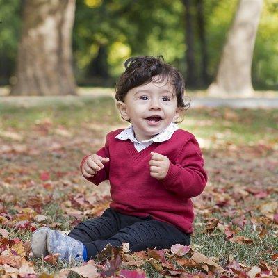 gyerek fotózás szabadtéren