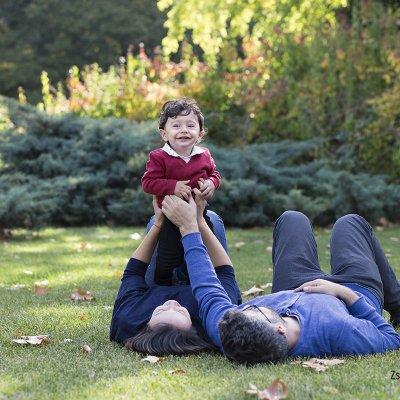 gyerek fotózás szülőkkel