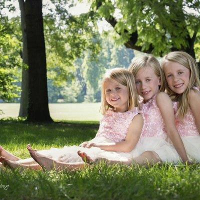 szabadtéri gyerek fotózás