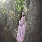 kültéri kismama fotózás