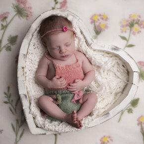 Newborn photography Budapest