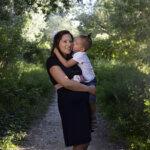családi kismama fotózás