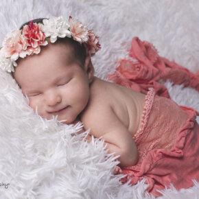 újszülött fotózás az általad megálmodott stílusban